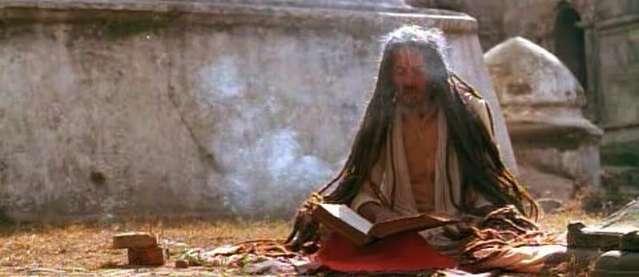Sadhu Yogi India