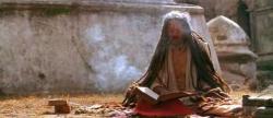 A yogi in India