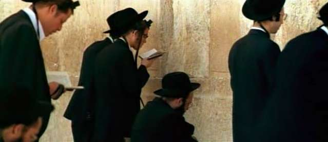 Jewish People, Jerusalem, the Wall of Crying