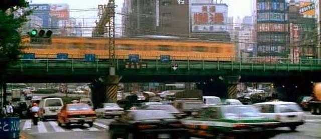 Tokyo, Japan, the rush hour