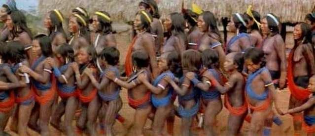 yanomami tribe ,BRAZIL