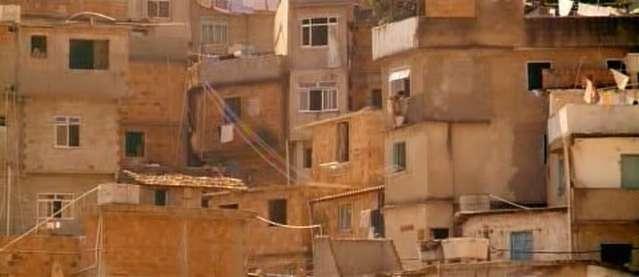 slumses in Brazil