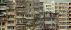 Kowloon Walled City, demolished in 1992