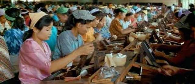 Gudang Garam Cigarette Factory, Kediri, Indonesia