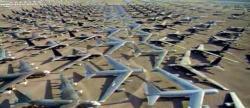 Airfield Davis Monthan, Tucson, N32-11-W110-53