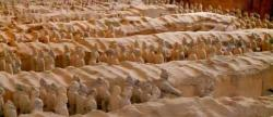 Terracotta Army, Mausoleum of the First Qin Emperor, Xi'an, Shaanxi province, China