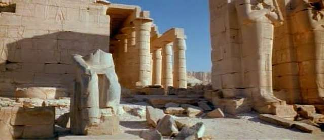 Luxor, Temple Of Ramsis II