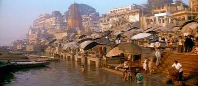 Dasaswameth Ghat, Varanasi, India