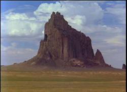 Ship Rock, New Mexico
