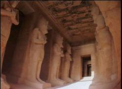 Abu Simbel Colosi of Ramses.Egipt
