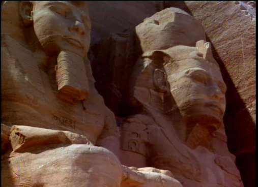 Abu Simbel Temple - of Ancient KMT