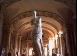 Venus de Milo - Louvre museum in Paris