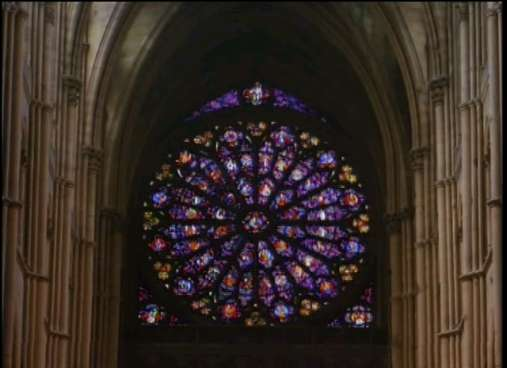 Rose Window - Notre Dame - Paris