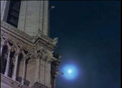 Notre Dame. Paris. Night