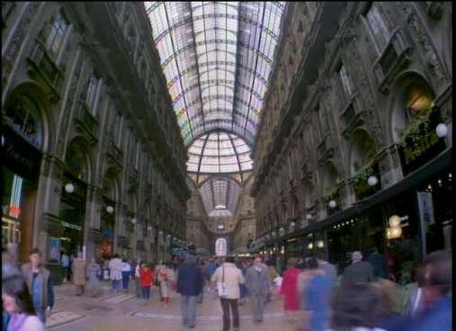 la Galeria, Milan