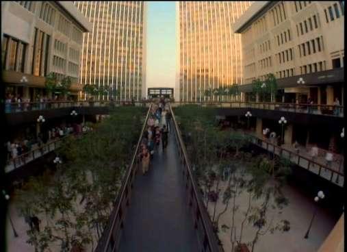 Century Plaza, Los Angeles