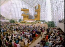 The Crystal Cathedral - California - USA