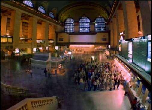 Grand Central Station (Thank you, Jackie O!) New York City