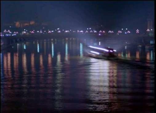River ferry, Paris