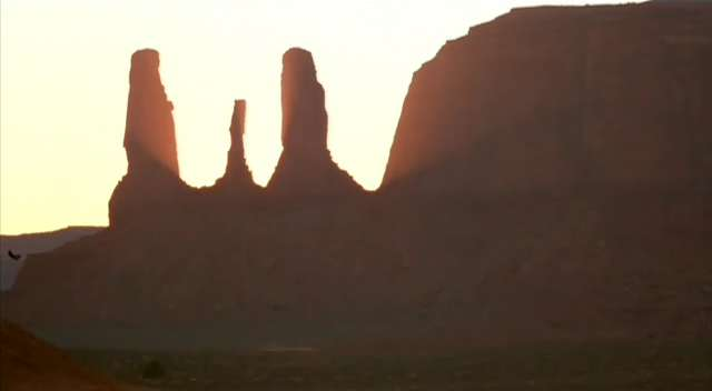 The Thre Sisters, Monument Valley