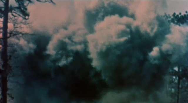 Mt St. Helens eruption