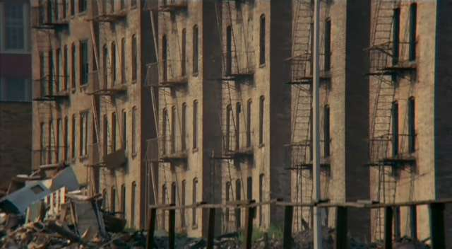 This is actually the South Bronx in 1980s.