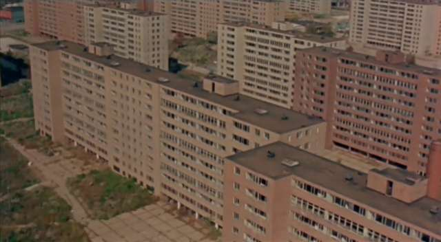 All the images of the Housing Projects are from the Pruitt-Igoe Housing Project in St. Louis.  This was the biggest projects failure in the history of the US. The entire projects were demolished in 1972.  more info: http://bacweb.the-bac.edu/~michael.b.williams/Pruitt-Forum.html
