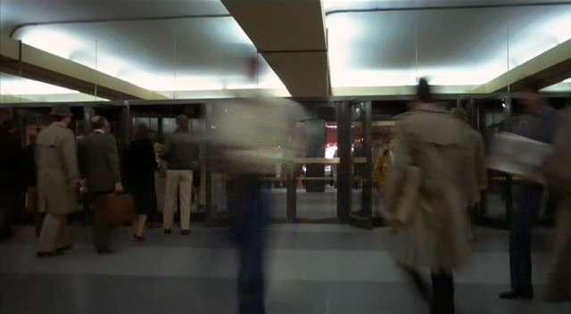 Penn Station Entrance/Exit