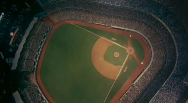 This is clearly Dodger Stadium, Los Angeles, CA