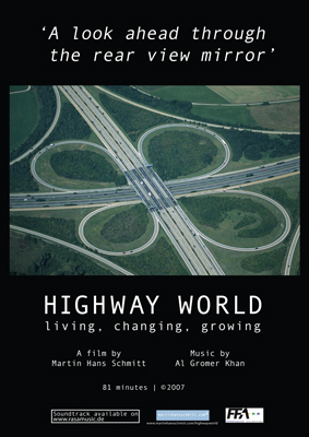 Highway World Poster