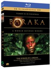 Baraka Blu-Ray Cover