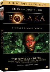 Baraka DVD Cover