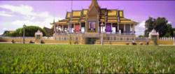Royal palace. Phnom Phen, Cambodia