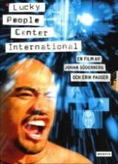 Lucky People Center International DVD cover
