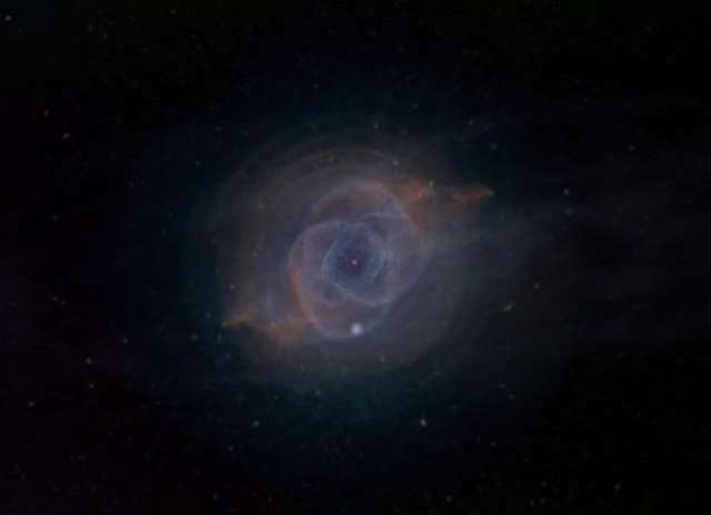 Cat's Eye Nebula - NGC 6543