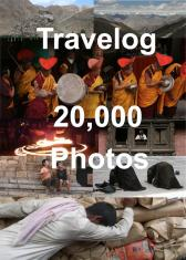 Travelog 20,000 Photos Cover