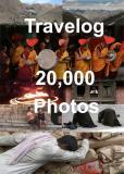 Travelog 20,000 Photos Cover